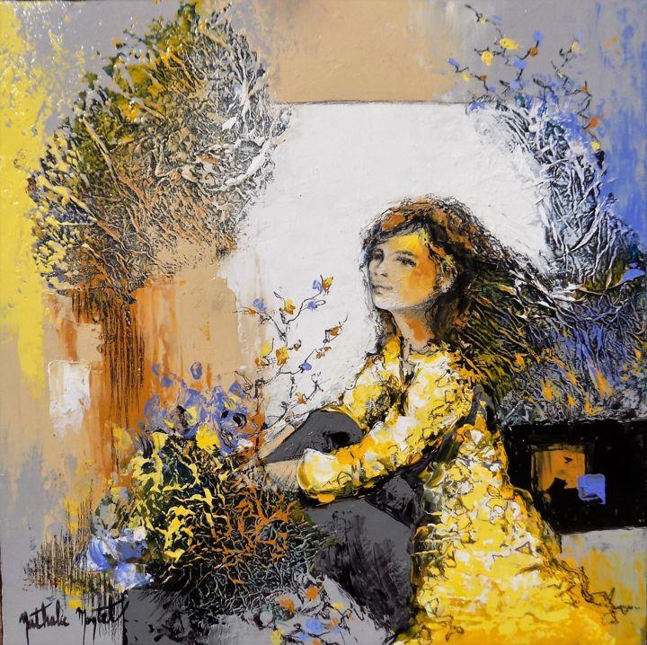 Nathalie Montel - contemplation.Nathalie Montel