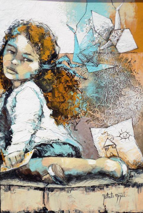Nathalie Montel - les petits papiers.Nathalie Montel
