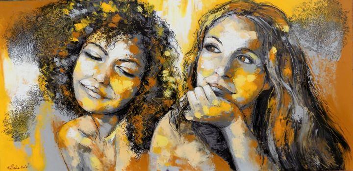 Nathalie Montel - Les amies.Nathalie Montel