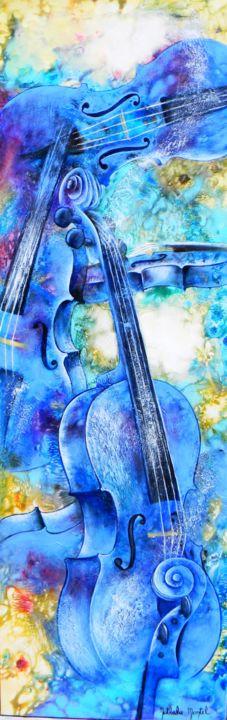 Valse des violons.Nathalie Montel