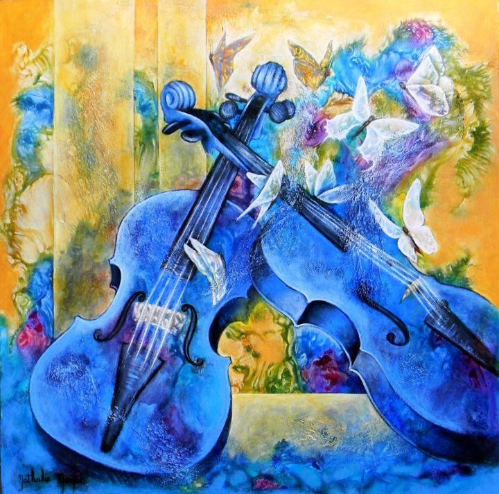 Musique en liberté.Nathalie Montel
