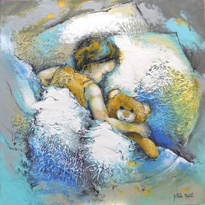 Le doudou.Nathalie Montel