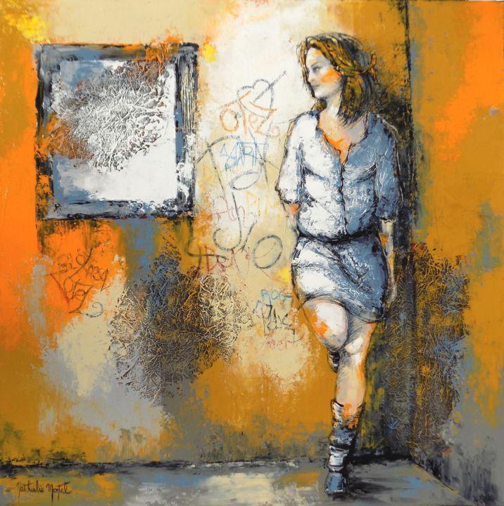 Dans le coin.Nathalie Montel