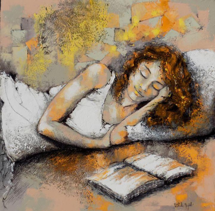 Après la lecture.Nathalie Montel