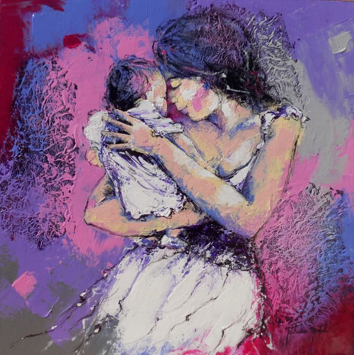 Maternité.Nathaie Montel