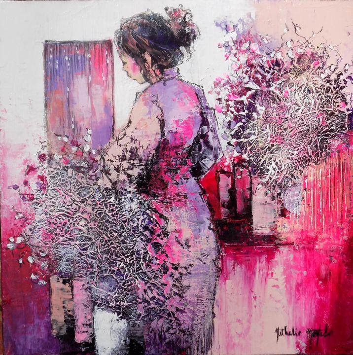 La vie en rose.Nathalie Montel